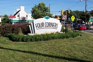 Four Corners Neighborhood